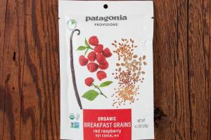 Red Raspberry Hot Cereal Mix