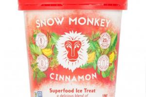 Cinnamon Superfood Ice Treat