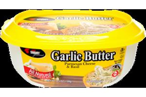 Parmesan Cheese & Basil Garlic Butter
