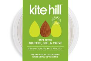 Soft Fresh Artisan Almond Milk Product