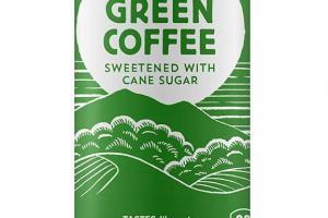 Pure Green Coffee - Cane Sugar