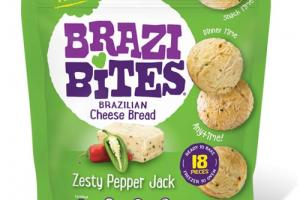 Brazi Bites - Zesty Pepper Jack
