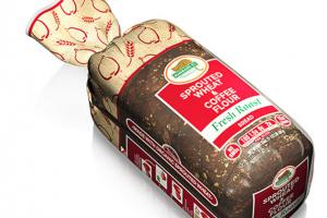 Sprouted Wheat & Coffee Flour Bread