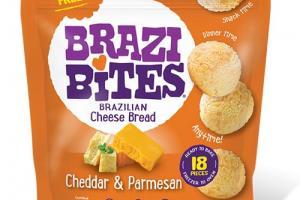 Brazi Bites - Cheddar & Parmesan