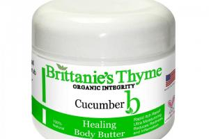 Body Lotion, Cucumber