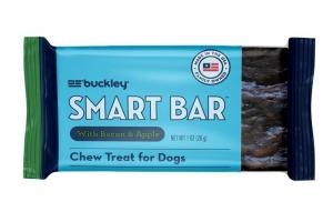Smart Bar Chew Treat For Dogs - Bacon and Apple