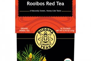 Organic Rooibos Red Tea