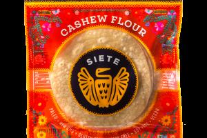 Cashew Flour Tortillas