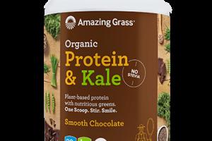 Organic Protein & Kale