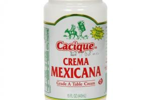 Crema Mexicana Table Cream