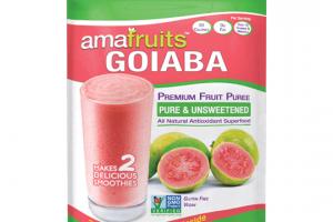 Goiaba Purees