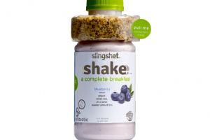 Shake -  A Complete Breakfast - Blueberry