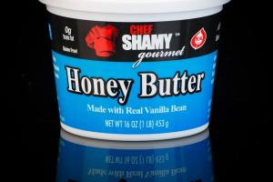 Honey Butter with Vanilla