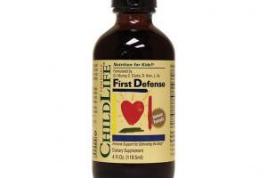 First Defense Dietary Supplement
