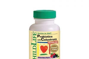 Probiotics With Colostrum Dietary Supplement