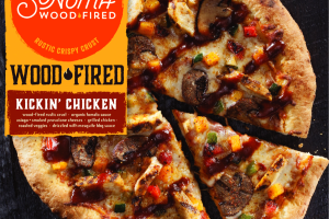 Woodfired Kickin' Chicken Pizza