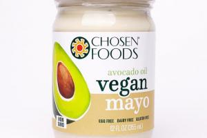 Vegan Avocado Oil Mayo