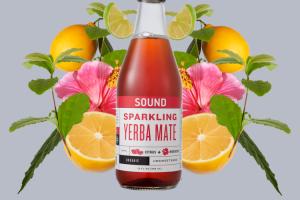 Organic Unsweetened Sparkling Yerba Mate