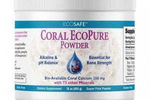 Coral Ecopure Powder