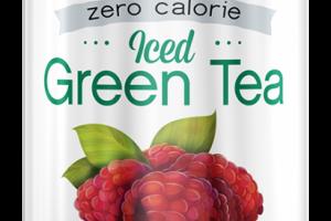 Iced Green Tea - Raspberry