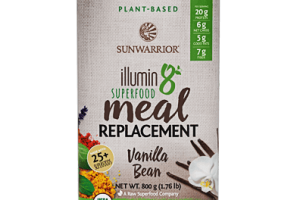 Illumin8 - Plant-based Organic Meal