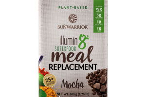 Illumin8 - Plant-based Organic Meal - Mocha