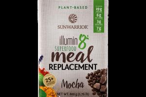 Illumin8 - Plant-based Organic Meal - Mocha