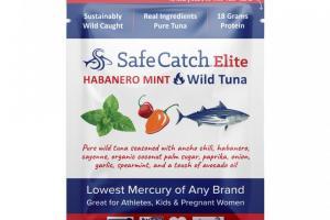 Seasoned Elite Tuna Pouch – Habanero