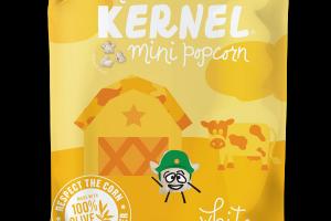 Mini Popcorn - White Cheddar