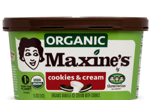 Maxine's cookies & cream