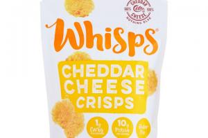 Cheddar Cheese Whisps