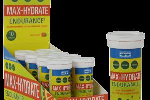 Max-hydrate Endurance+