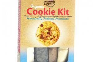 Organic Chocolate Chip Baking Kit