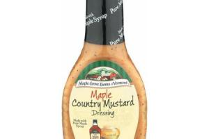 Maple Country Mustard Dressing