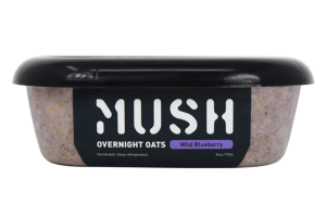Overnight Oats - Wild Blueberry