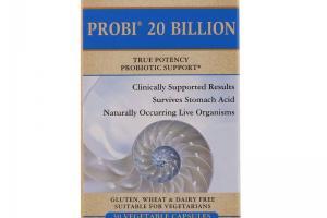 Probi® 20 Billion Vegetable Capsules
