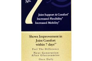 No 7 Joint Support