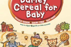 Organic Barley Cereal For Baby