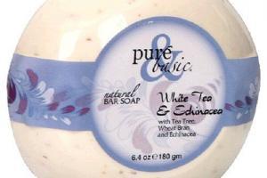 Bar Soap - White Tea & Echinacea