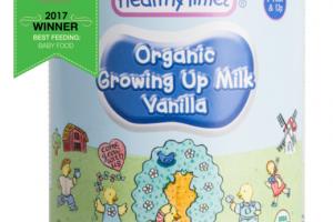 Organic Growing Up Formula