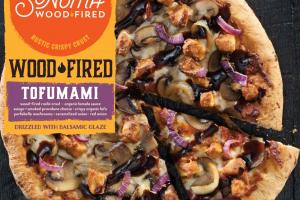 Woodfired Tofumami Pizza