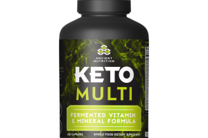 Keto Multi Whole Food Dietary Supplement