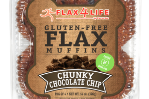 Chunky Chocolate Chip Muffin