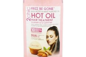 Hot Oil Hair Treatment