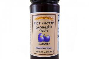 Blueberry Rice Nectar Spreadable Fruit
