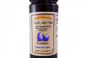 Blueberry Rice Nectar Spreadable Fruit