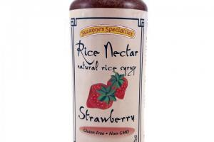 Strawberry Rice Nectar