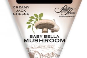 Organic Jack Wedges - Baby Bella Mushroom