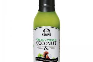 Creamy Wasabi Coconut