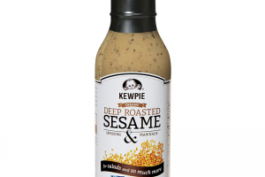 Deep Roasted Sesame